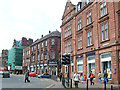 NY4055 : Victoria Viaduct from English Street (2008) by Rose and Trev Clough
