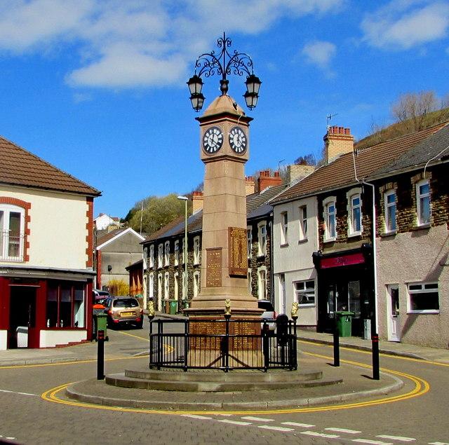 Senghenydd War Memorial