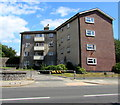 SX4754 : West Hoe Road flats, Plymouth by Jaggery