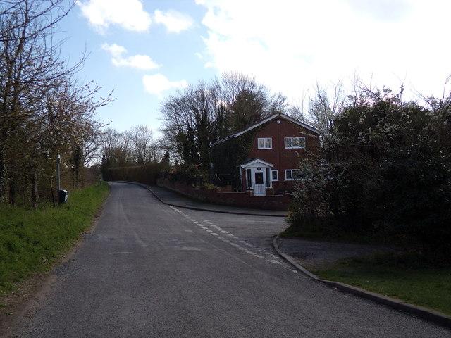 Slugs Lane, Somerleyton