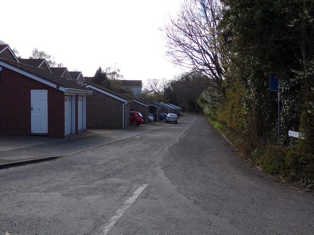 Marsh Lane, Somerleyton