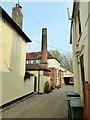 TL8422 : Former Brewery, Coggeshall by PAUL FARMER