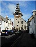 NO5402 : Pittenweem Parish Church by Richard Sutcliffe
