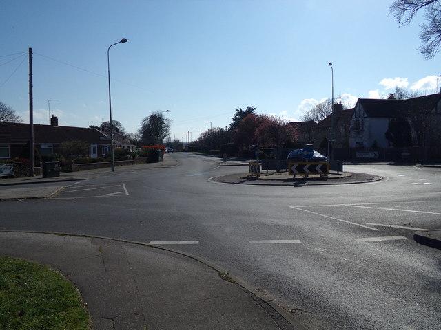 B1375 Gorleston Road, Oulton