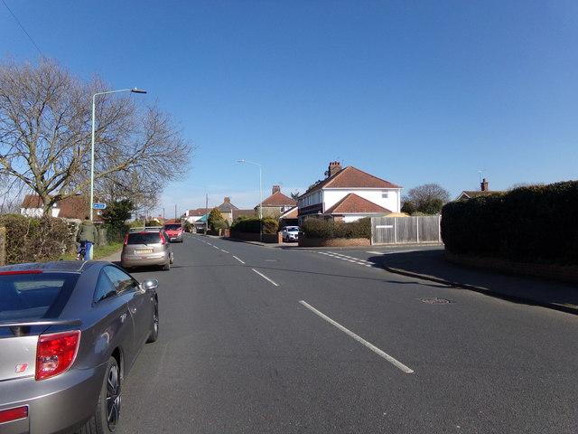 B1074 Somerleyton Road, Oulton