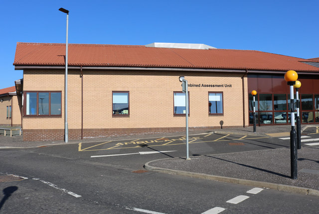 Combined Assessment Unit, Ayr Hospital