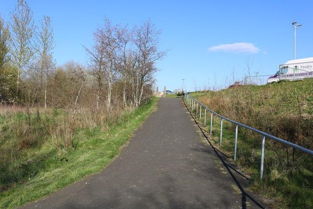 Woodland Walk, Ayr Hospital