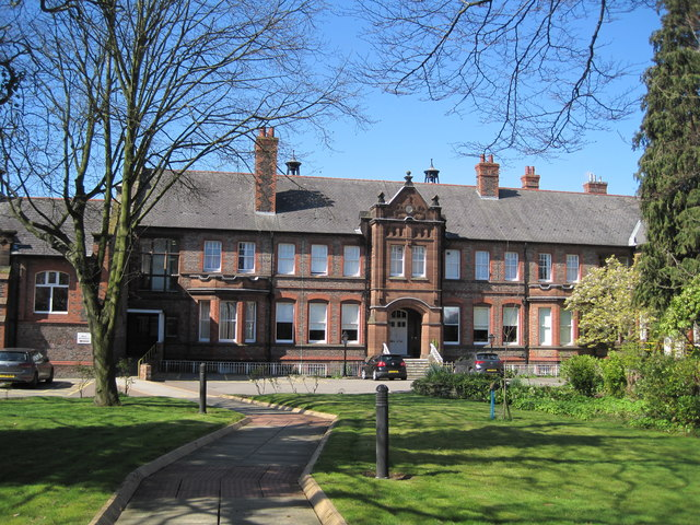 The Liverpool School for the Blind