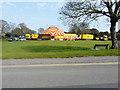 TR0624 : John Lawson's Circus, St Martin's Field by John Baker