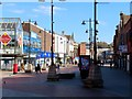 SP0198 : Park Street in Walsall by Steve Daniels