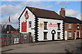 SJ8662 : Congleton Rugby Club, Park Street by Chris Allen