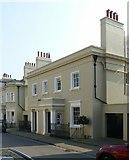 SK5639 : 3 & 4 Park Terrace, Nottingham by Alan Murray-Rust