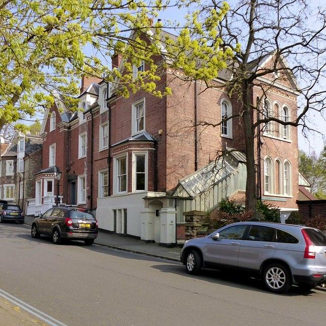 1 & 3 Lenton Road, The Park, Nottingham