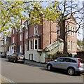 SK5639 : 1 & 3 Lenton Road, The Park, Nottingham by Alan Murray-Rust