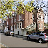 SK5639 : 1 & 3 Lenton Road, The Park, Nottingham by Alan Murray-Rust