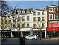 SK5739 : 54-57 Long Row West, Nottingham by Alan Murray-Rust