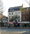 SK5739 : 16-17, Angel Row, Nottingham by Alan Murray-Rust