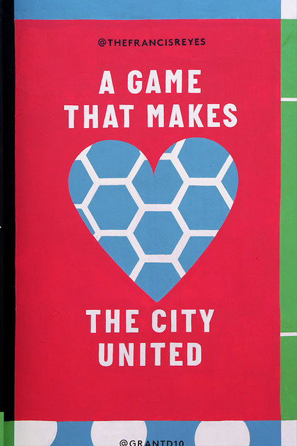A Game that makes the City United