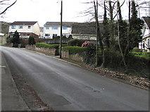 ST1289 : Up Aberfawr Road, Abertridwr by Jaggery