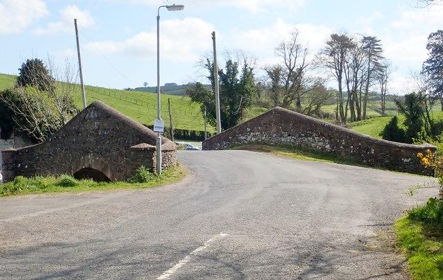 The Newry Canal Bridge at Jerrettspass