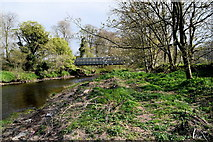 H4473 : Strule River, Lisanelly / Gortmore by Kenneth  Allen