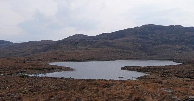 Loch a' Chàirn Beag, Ross and Cromarty