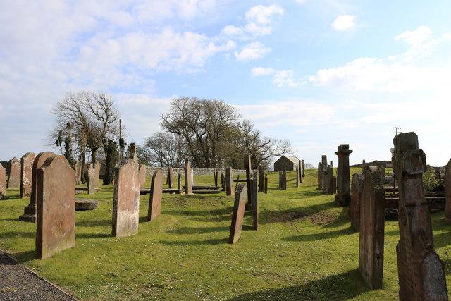 Graveyard, Borgue