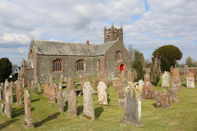 Borgue Church and Kirkyard