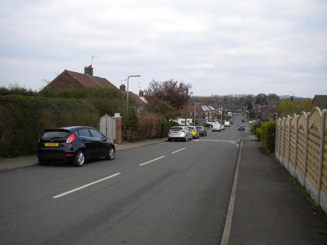 Davies Avenue, Sutton in Ashfield