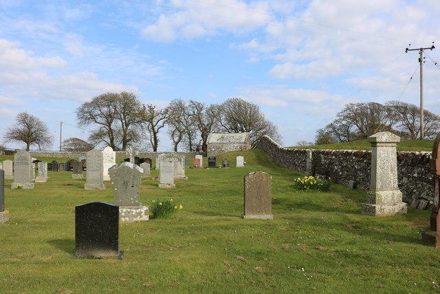 Cemetery, Borgue