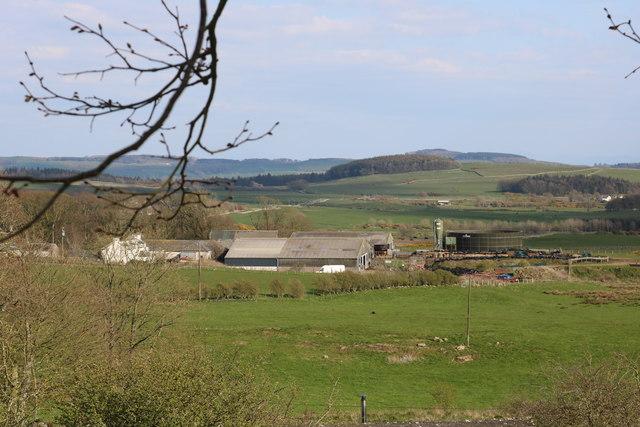 Farm at Borgue