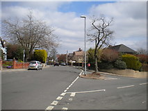 SK4958 : Junction of Church Street and Church Hill, Sutton in Ashfield by Richard Vince