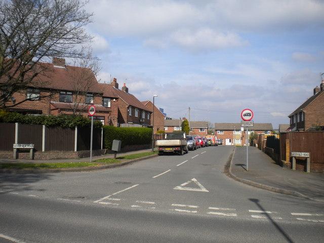 Woodfield Road, Pinxton