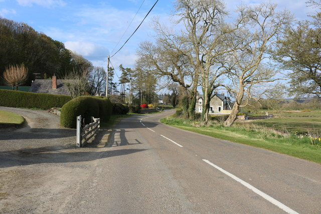 The Road to Kirkcudbright