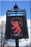 SE5613 : Red Lion public house, Askern by Ian S