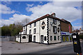 SE5613 : The Crown Hotel, Askern by Ian S