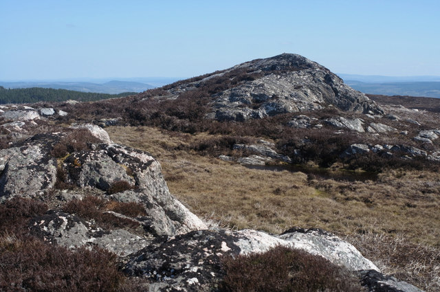 Summit of Cnoc an Teine