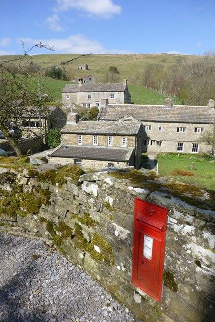 The village of Countersett