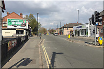SP3578 : North end of Humber Road, Lower Stoke, Coventry by Robin Stott