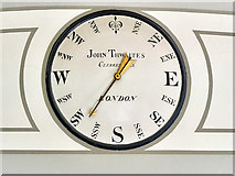 SJ8498 : John Thwaites Wind Dial, The Portico Library by David Dixon