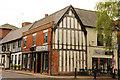 SK7053 : 6 Market Place by Richard Croft