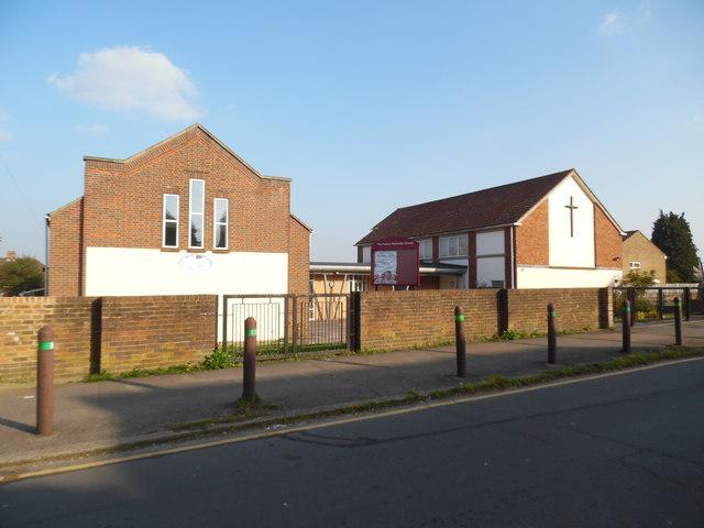 The Avenue Methodist Church, Castlefield (2)