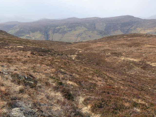 Coire na Mòine, Ross and Cromarty