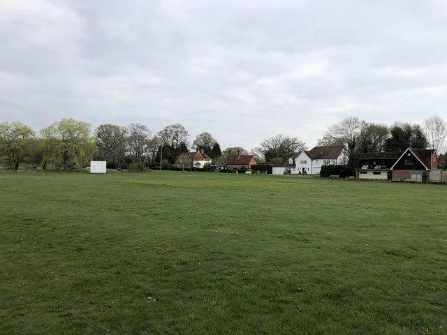 Cricket Ground at Ewhurst Green