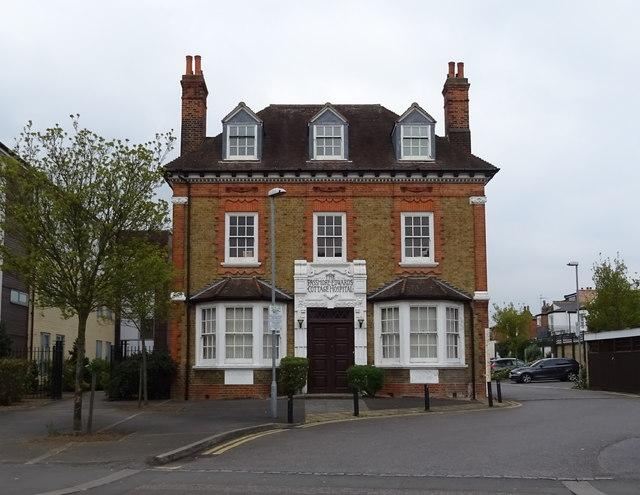 The Passmore Edwards Cottage Hospital, Acton