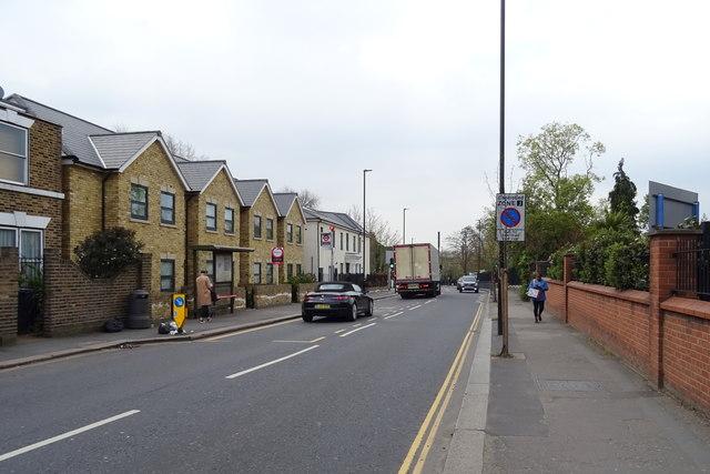 Gunnersbury Lane, Acton, London W3