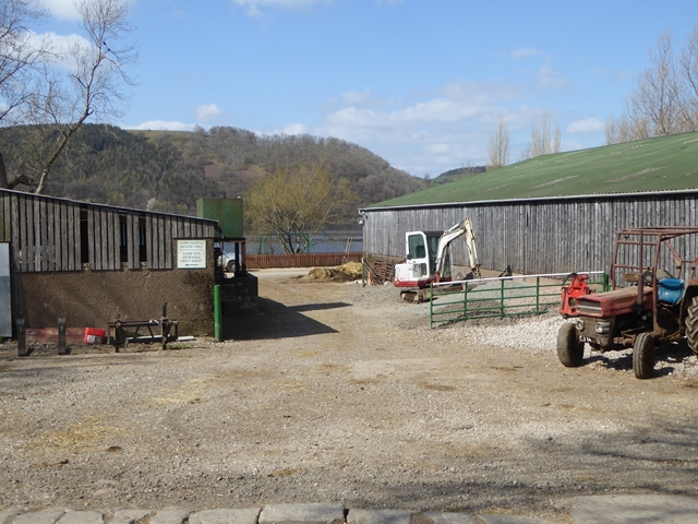 Farmyard at Waterside Farm