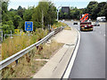SO9063 : Southbound M5 near Droitwich Spa by David Dixon