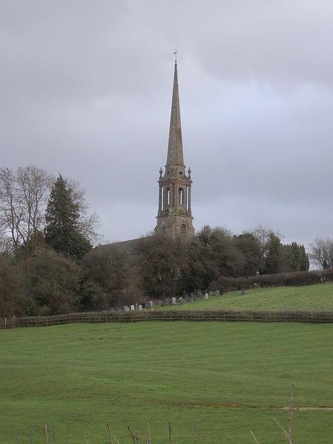 St Bartholomew's, Tardebigge