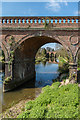TQ1656 : Bridges over the River Mole by Ian Capper